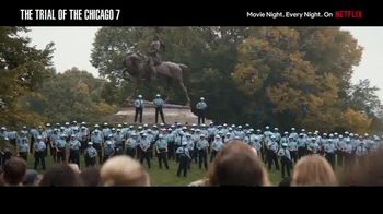 Netflix TV Spot, 'The Trial of the Chicago 7' - Thumbnail 2