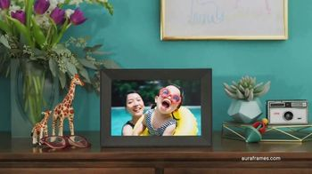 Aura Frames TV Spot, 'Gift Memories Every Day' - Thumbnail 5
