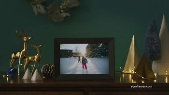 Aura Frames TV Spot, 'Gift Memories Every Day' - Thumbnail 8