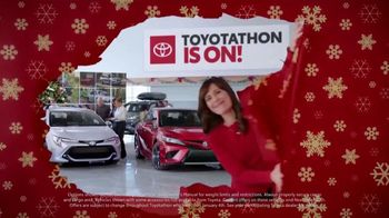Toyota Toyotathon TV Spot, 'Wrapped Up' [T2] - Thumbnail 2