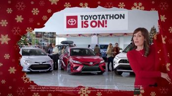 Toyota Toyotathon TV Spot, 'Wrapped Up' [T2]