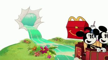 McDonald\'s Happy Meal TV Spot, \'Take a Ride on the Cartoon Side\'