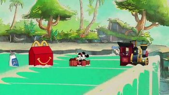 McDonald's Happy Meal TV Spot, 'Take a Ride on the Cartoon Side' - Thumbnail 5