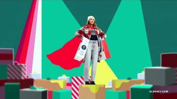 Old Navy TV Spot, 'La mejor manera de regalar' con RuPaul [Spanish] - 234 commercial airings