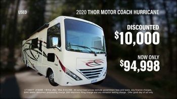 La Mesa RV TV Spot, '2020 Thor Motor Coach Hurricane' - Thumbnail 6