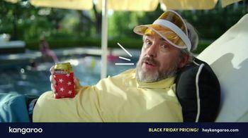 Kangaroo TV Spot, 'Black Friday: Porch Pirate Season'