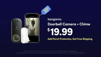 Kangaroo TV Spot, 'Black Friday: Porch Pirate Season' - Thumbnail 9