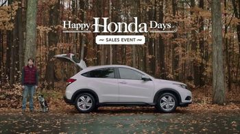Happy Honda Days Sales Event TV Spot, 'Wood' [T2] - Thumbnail 6