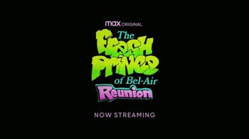 HBO Max TV Spot, 'The Fresh Prince of Bel-Air Reunion' Song by The Sugarhill Gang - Thumbnail 9