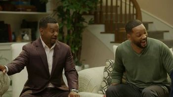 HBO Max TV Spot, 'The Fresh Prince of Bel-Air Reunion' Song by The Sugarhill Gang - Thumbnail 5