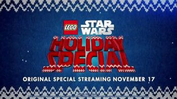 Disney+ TV Spot, 'The Lego Star Wars Holiday Special' - Thumbnail 9