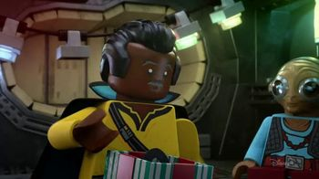 Disney+ TV Spot, 'The Lego Star Wars Holiday Special' - Thumbnail 2