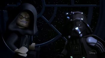 Disney+ TV Spot, 'The Lego Star Wars Holiday Special' - Thumbnail 4