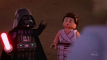 Disney+ TV Spot, 'The Lego Star Wars Holiday Special' - Thumbnail 8