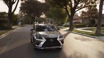2021 Lexus NX TV Spot, 'Canción de cuna' [Spanish] [T2] - Thumbnail 3