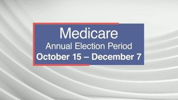 My Health Policy TV Spot, 'Medicare Annual Election Period' Featuring Meredith Vieira - Thumbnail 1