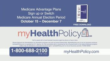 My Health Policy TV Spot, 'Medicare Annual Election Period' Featuring Meredith Vieira - Thumbnail 10