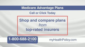 My Health Policy TV Spot, 'Medicare Annual Election Period' Featuring Meredith Vieira - Thumbnail 8