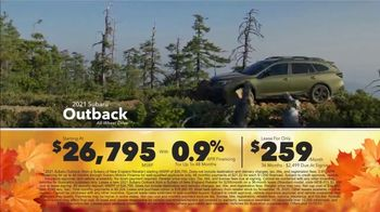 2021 Subaru Outback TV Spot, 'Fall in Love: Outback' Song by Flights and Arrows [T2] - Thumbnail 7