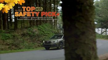2021 Subaru Outback TV Spot, 'Fall in Love: Outback' Song by Flights and Arrows [T2] - Thumbnail 3