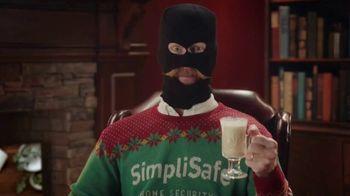 SimpliSafe TV Spot, 'At Home With Robbert: Eggnog: 50%' - Thumbnail 6