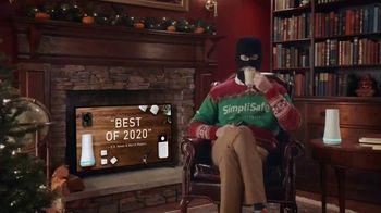 SimpliSafe TV Spot, 'At Home With Robbert: Eggnog: 50%' - Thumbnail 8