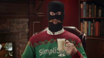 SimpliSafe TV Spot, 'At Home With Robbert: Eggnog: 40%' - Thumbnail 9