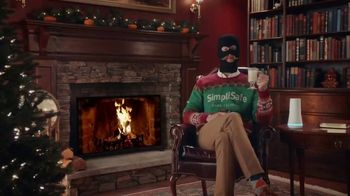 SimpliSafe TV Spot, 'At Home With Robbert: Eggnog: 40%'