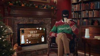 SimpliSafe TV Spot, 'At Home With Robbert: Eggnog: 40%' - Thumbnail 7