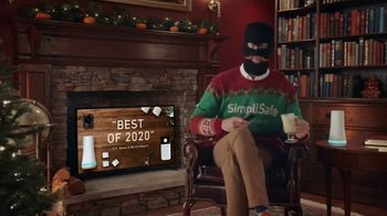 SimpliSafe TV Spot, 'At Home With Robbert: Eggnog: 40%' - Thumbnail 8