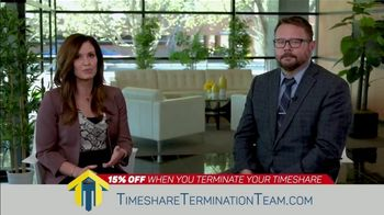 Timeshare Termination Team TV Spot, 'Dreaded Maintenance Fee Statements' - Thumbnail 2