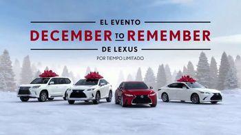 El Evento December to Remember de Lexus TV Spot, 'Momentos de entrada: entrega' [Spanish] [T2] - Thumbnail 5