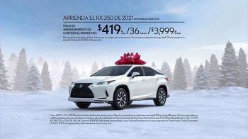 El Evento December to Remember de Lexus TV Spot, 'Momentos de entrada: entrega' [Spanish] [T2] - Thumbnail 8