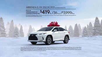 El Evento December to Remember de Lexus TV Spot, 'Momentos de entrada: entrega' [Spanish] [T2] - Thumbnail 9