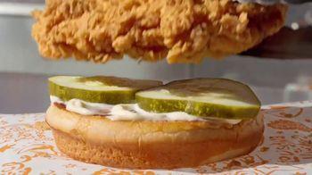 Popeyes Chicken Sandwich TV Spot, 'If You Haven't Tried It' - Thumbnail 3