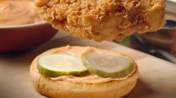 Popeyes Chicken Sandwich TV Spot, 'If You Haven't Tried It' - Thumbnail 6