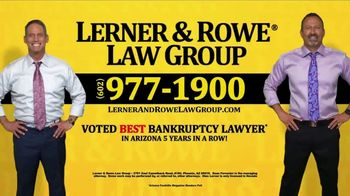 Lerner and Rowe Injury Attorneys TV Spot, 'Overwhelmed With Debt' - Thumbnail 10