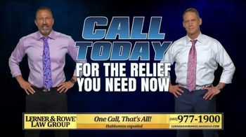 Lerner and Rowe Injury Attorneys TV Spot, 'Overwhelmed With Debt' - Thumbnail 9