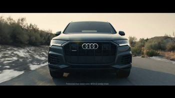 Season of Audi Sales Event TV Spot, 'Snowy Road' [T2]