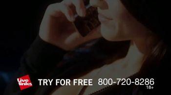 Live Links Chatline TV Spot, 'Let Them Hear Your Voice!'