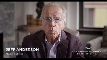 Jeff Anderson & Associates TV Spot, 'Almost Four Decades' - Thumbnail 1