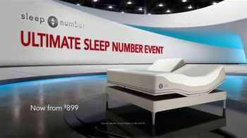 Ultimate Sleep Number Event TV Spot, 'Weekend Special: Snoring: Save 50%' - Thumbnail 2