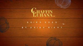 Chaffin Luhana TV Spot, 'Doing Good by Doing Right: Free Turkey' - Thumbnail 1