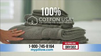 My Pillow Towels Mike's Christmas Special TV Spot, 'Two for the Price of One' - 1 commercial airings