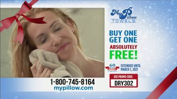 My Pillow Towels Mike's Christmas Special TV Spot, 'Two for the Price of One' - Thumbnail 10