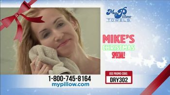 My Pillow Towels Mike's Christmas Special TV Spot, 'Two for the Price of One' - Thumbnail 5