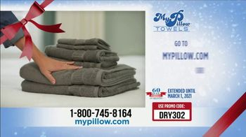 My Pillow Towels Mike's Christmas Special TV Spot, 'Two for the Price of One' - Thumbnail 9