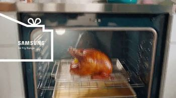 Lowe's TV Spot, 'Home for the Holidays: Samsung Air Fry Range'