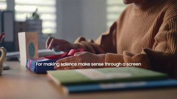 Samsung Galaxy TV Spot, 'Holidays: Make Their Year, With Galaxy Tab S7+' Song by The Morning Benders - Thumbnail 2