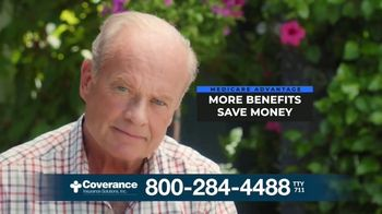 Coverance Insurance Solutions, Inc Medicare Advantage Plans TV Spot, 'Payback Time' Featuring Kelsey Grammer - Thumbnail 3